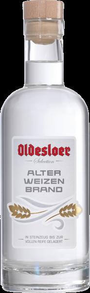 Oldesloer Alter Weizenbrand 43,2% vol. 0,5 l