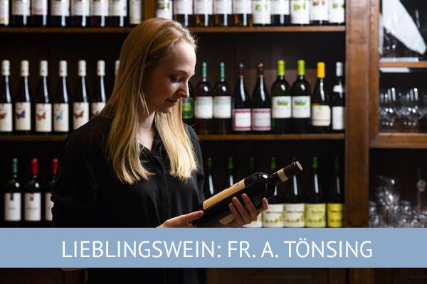 Lieblingswein Tönsing