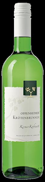 Oppenheimer Krötenbrunnen Weißwein lieblich 0,75 l