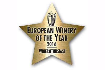 Pfaffl ausgezeichnet mit dem European Winery of the Year Award