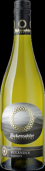 Bickensohler Weinvogtei Ruländer Steinfelsen Kabinett Weißwein lieblich 0,75 l