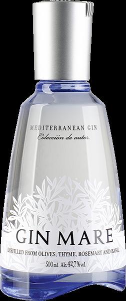 Gin Mare 42,7% vol. 0,5 l
