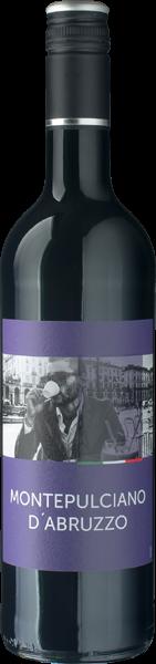 Italo Montepulciano d'Abruzzo Rotwein trocken 0,75 l