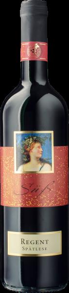 Regent Spätlese Rotwein süß 0,75 l