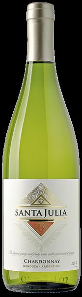 Bodega Santa Julia Chardonnay Weißwein trocken 0,75 l