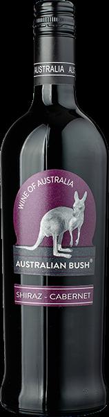 Australian Bush Cabernet-Shiraz Rotwein trocken 0,75 l