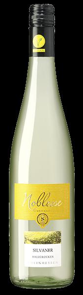 Noblesse Vegan Silvaner Weißwein halbtrocken 0,75 l