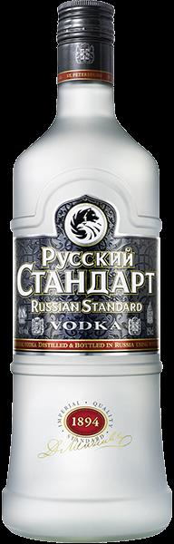 Russian Standard 40% vol. 3 l