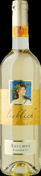 Bacchus Kabinett Weißwein lieblich 0,75 l