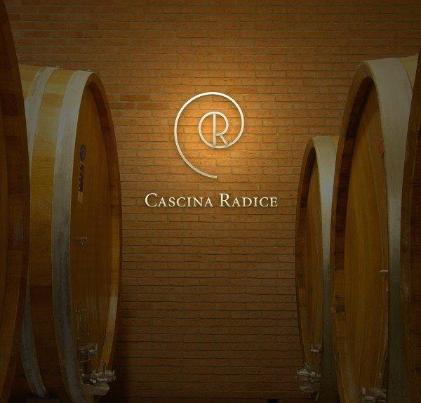 Cascina Radice Weinfass