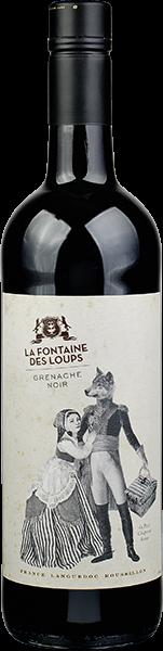 La Fontaine des Loups rouge Rotwein trocken 0,75 l