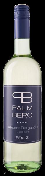 Palmberg Weißer Burgunder Weißwein trocken 0,75 l
