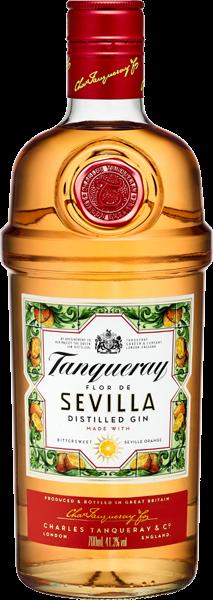 Tanqueray Flor de Sevilla Gin 41,3 % vol. 0,7 l