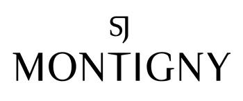 S.J. Montigny Schriftzug