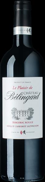 Château Bélingard - Le Plaisir - Rotwein trocken 0,75 l
