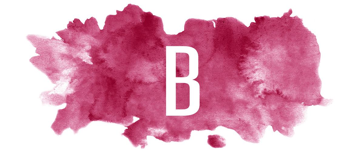 Weinlexikon B