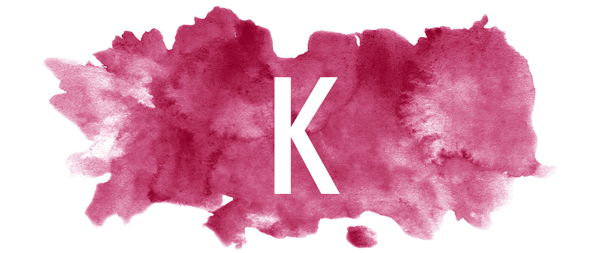 Weinlexikon K