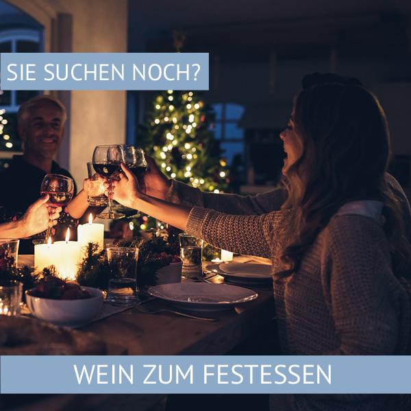 Wein zu Weihnachten