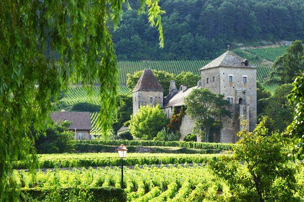 Château Wein Frankreich