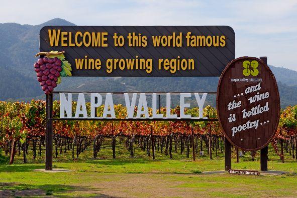 Wein USA Napa Valley