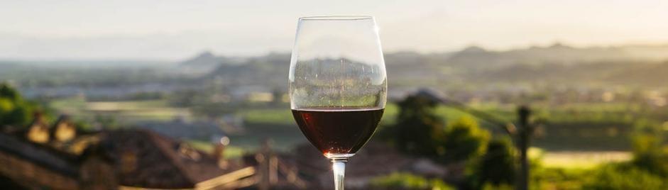 Serviertemperatur Rotwein