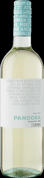 Cavino Pandora Weißwein trocken 0,75 l