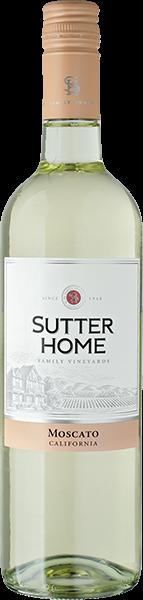 Sutter Home Moscato Weißwein lieblich 0,75 l