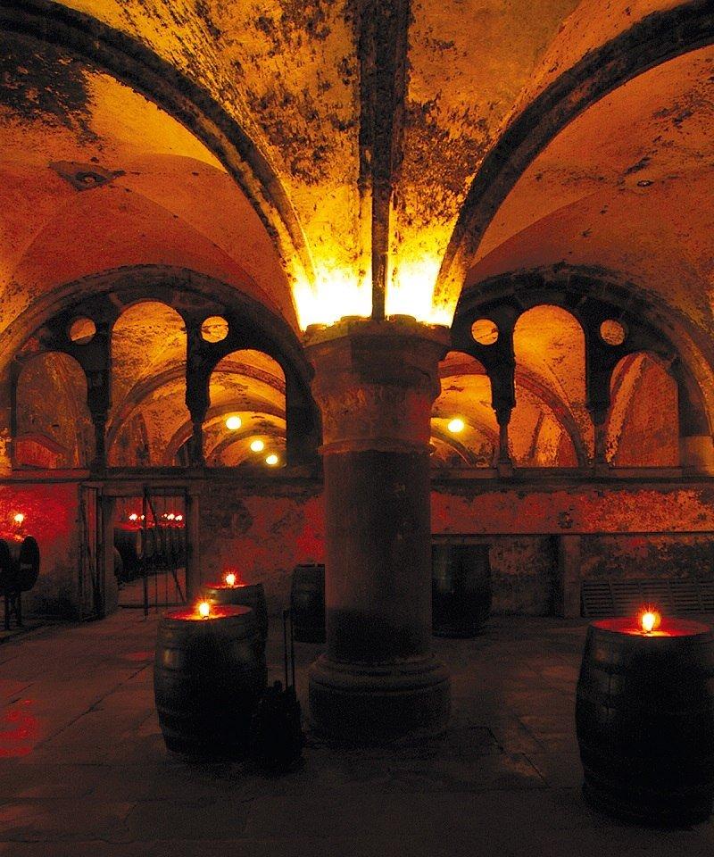 Cabinettkeller Kloster Eberbach