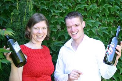 Roman Josef Pfaffl und Heidemarie Fischer