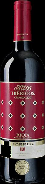 Torres Altos Ibéricos Crianza Rotwein trocken 0,75 l