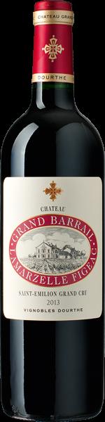 Château Grand Barrail Lamarzelle Figeac Rotwein trocken 0,75 l