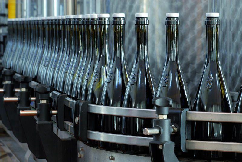 Bottega Distillerie Grappa Füllanlage