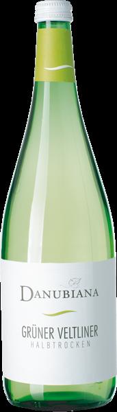 Grüner Veltliner Weißwein halbtrocken 1 l