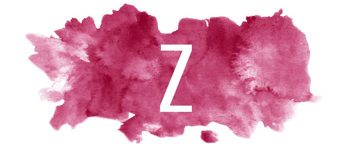Weinlexikon Z