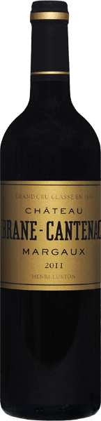 Château Brane-Cantenac (Deuxième Cru Classé) Rotwein trocken 0,75 l