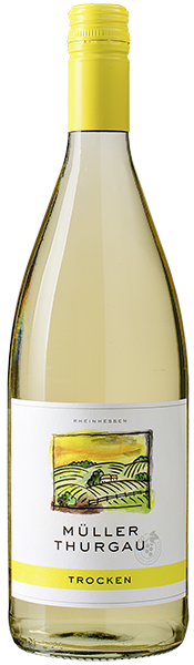 Sonnenaufgang Müller-Thurgau Weißwein trocken 1 l