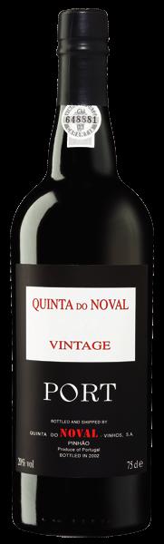 Quinta do Noval Vintage Portwein süß 0,75 l