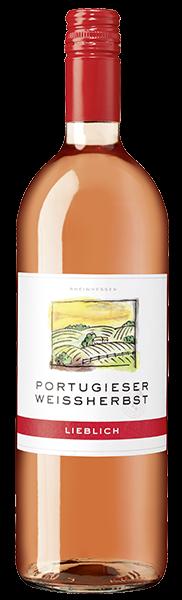 Sonnenaufgang Portugieser Weißherbst Roséwein lieblich 1 l