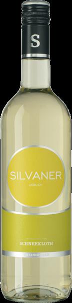 Schneekloth Silvaner Weißwein lieblich 0,75 l