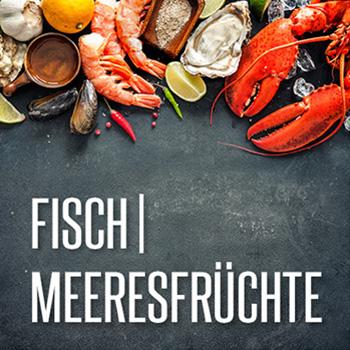 Wein zu Fisch und Meeresfrüchten