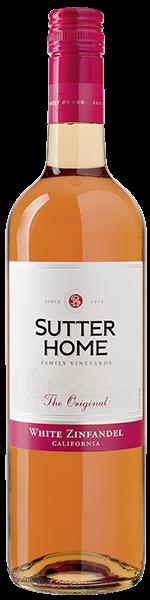 Sutter Home White Zinfandel Roséwein lieblich 0,75 l