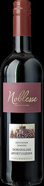 Noblesse Essenheimer Domherr Rotwein lieblich 0,75 l
