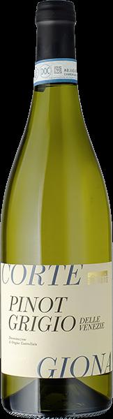 Corte Giona Pinot Grigio Weißwein trocken 0,75 l