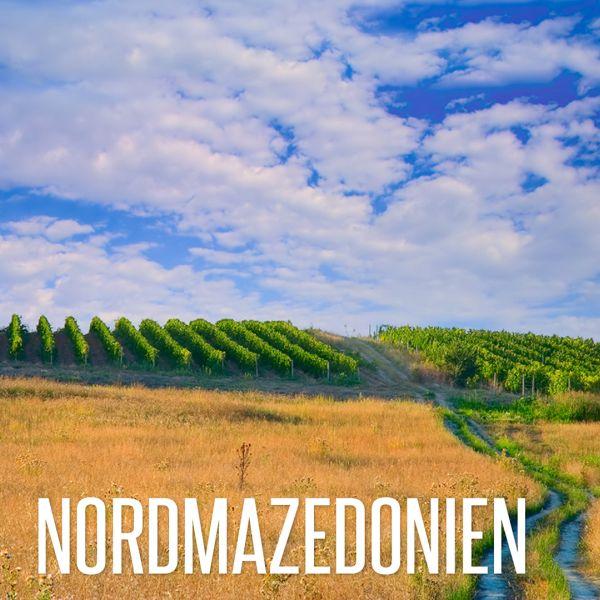 Wein aus Nordmazedonien
