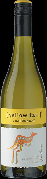 Yellow tail Chardonnay Weißwein trocken 0,75 l