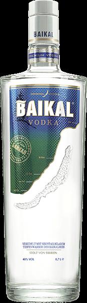 Baikal Vodka 40% vol. 0,7 l