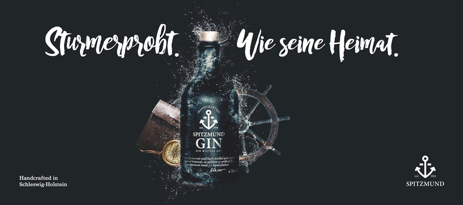 Spitzmund-Gin