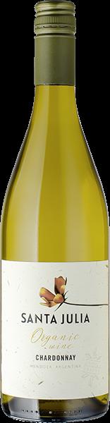 Bodega Santa Julia Chardonnay Bio/Vegan Weißwein trocken 0,75 l